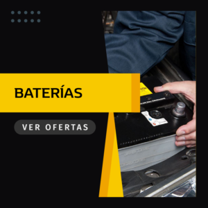 Baterías para el coche