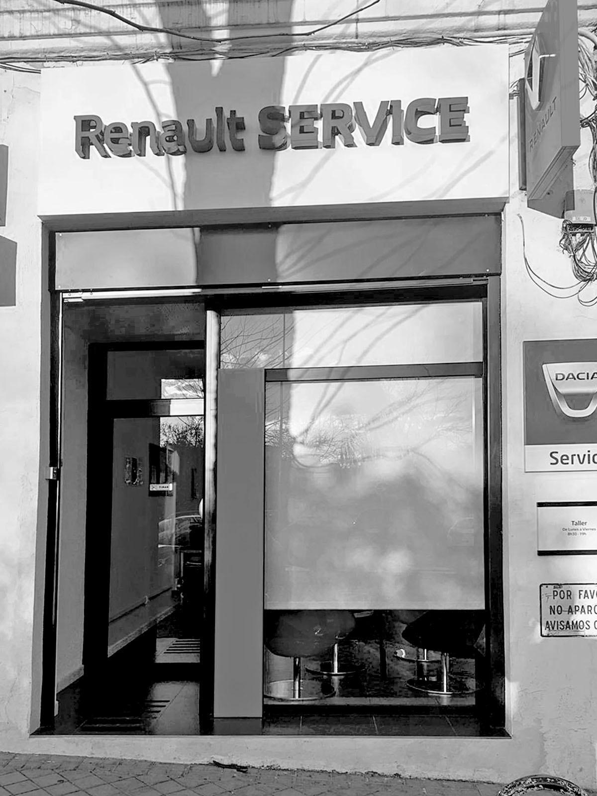 Servicio Oficial Renault en Madrid