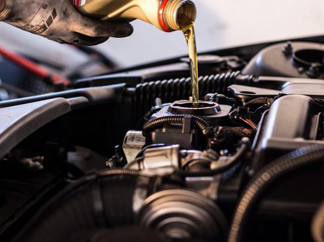 Cambio de aceite del coche en Madrid