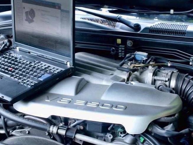 Codificación y reprogramación de centralitas del coche