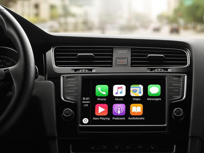 Instalación de radios y pantallas multimedia para el vehículo
